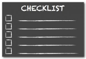Blog: Peer Review Checklist